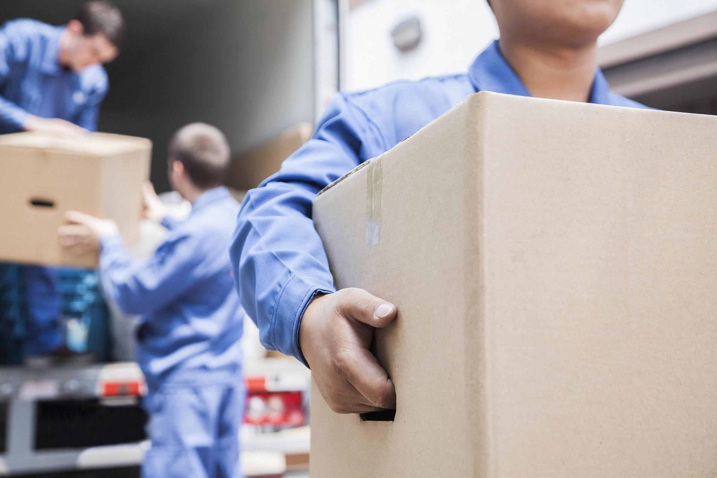 Profile Modular Furniture Moving Maryland Work Station Moving